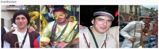 Jesus(Chule),Jose(Peli),David(Cartero),Jose Jesus