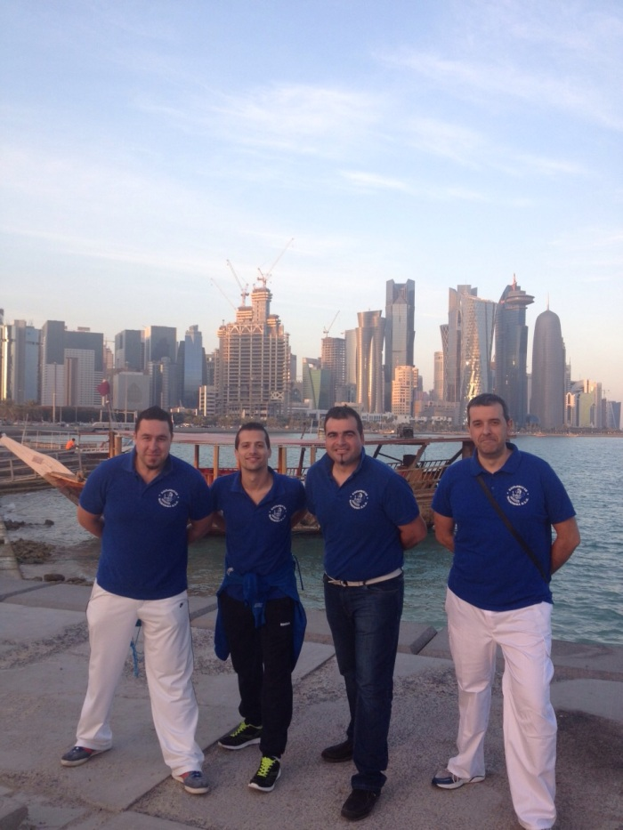 Qatar HBWC 2015
